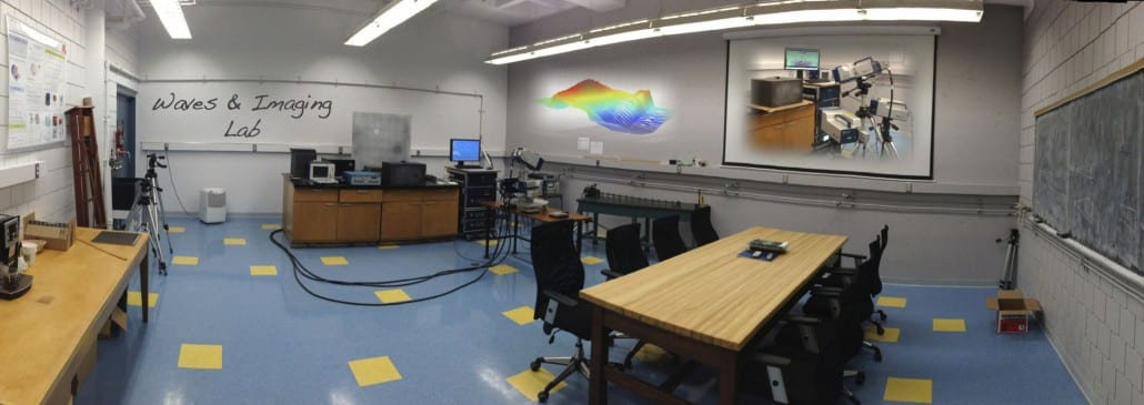 waves and imaging lab